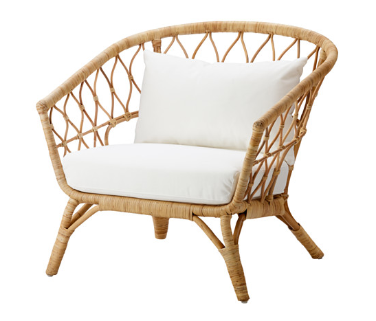 Ikea Stockholm Rattan Chair